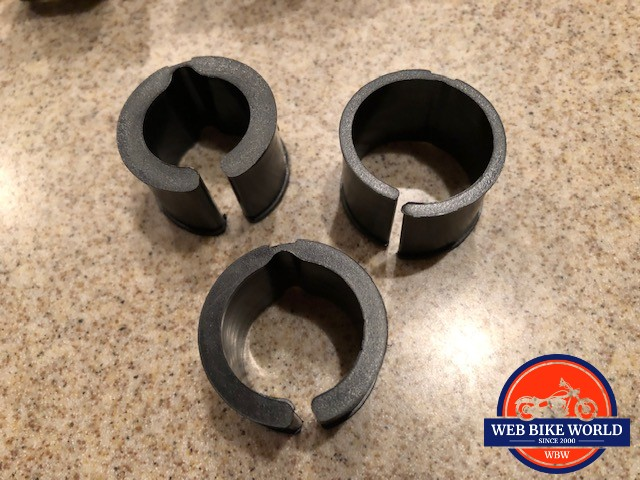 Tackform Enduro ABS Custom Bushings