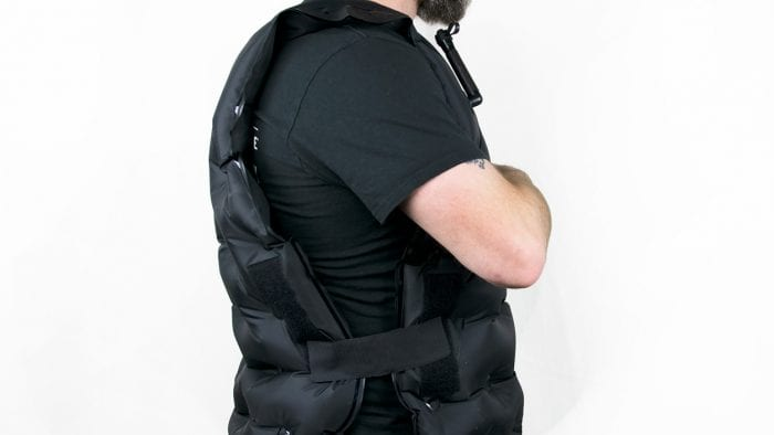 The Exotogg Thermal Vest.