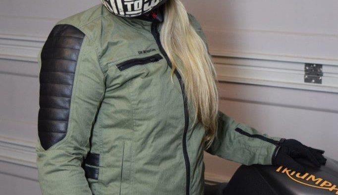 ICON 1000 Women's MH1000 Jacket