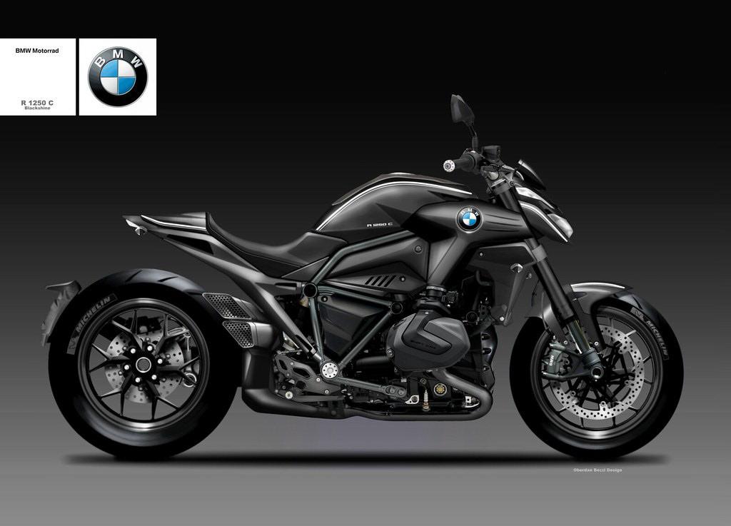 R 1250 C design concept