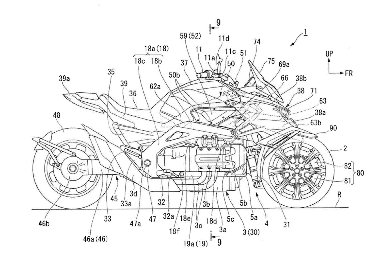 Prices 2021 Honda Goldwing Trike