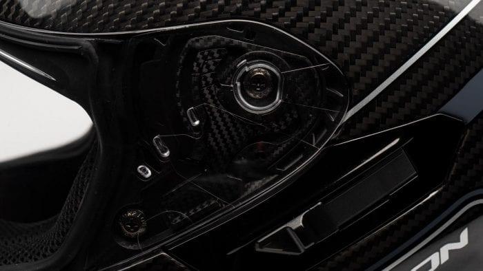 Scorpion EXO-ST1400 Carbon Helmet visor