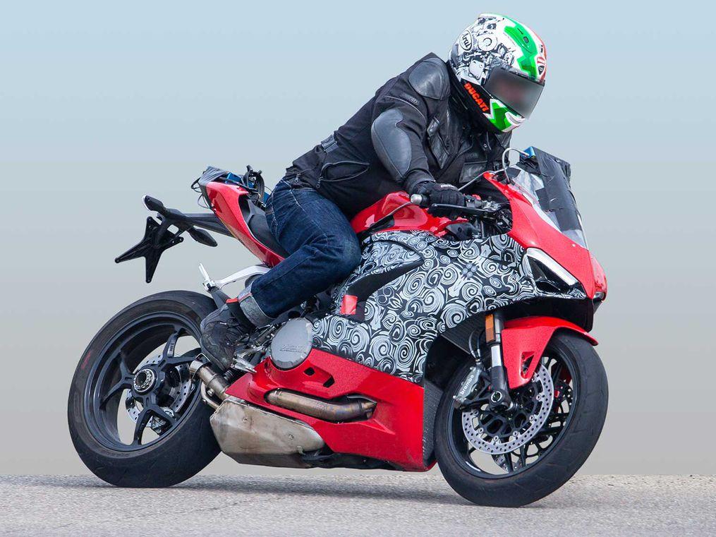 Ducati V-Twin