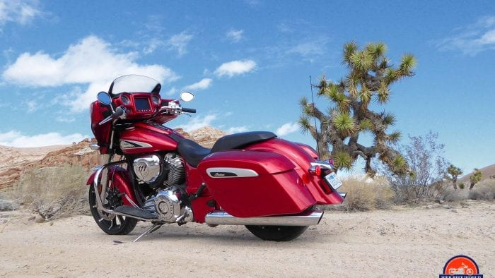 Indian Chieftain Limited.
