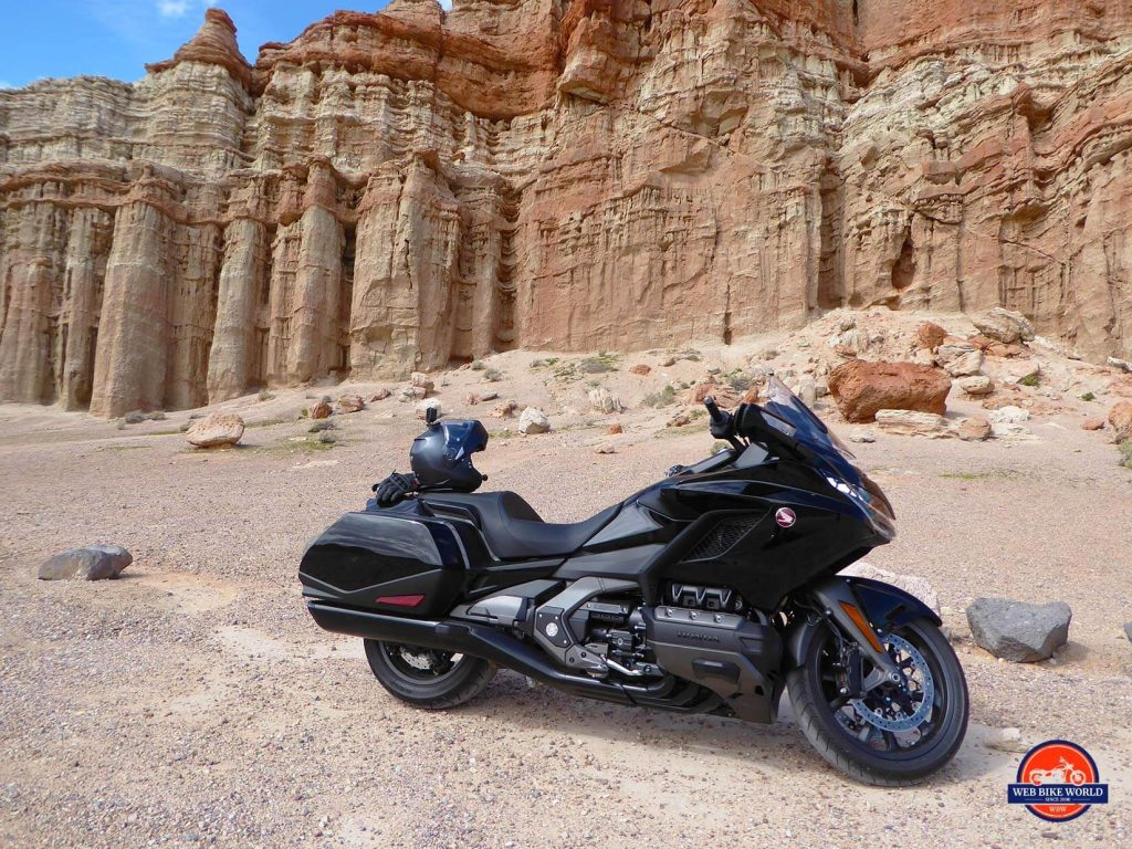 Honda Gold Wing DCT.