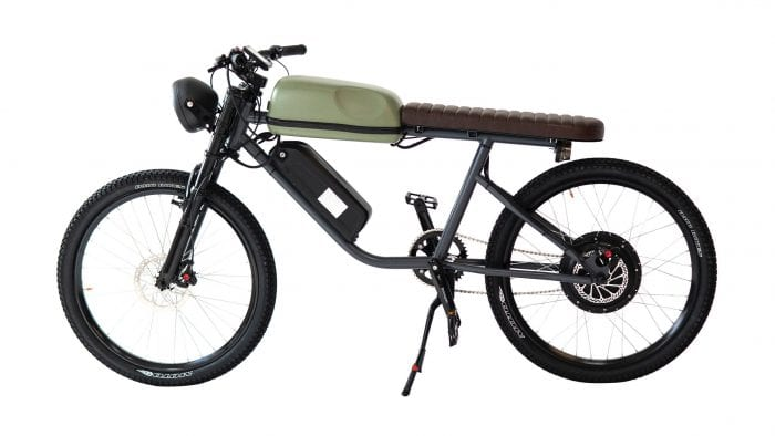 Tempest Titan R moped
