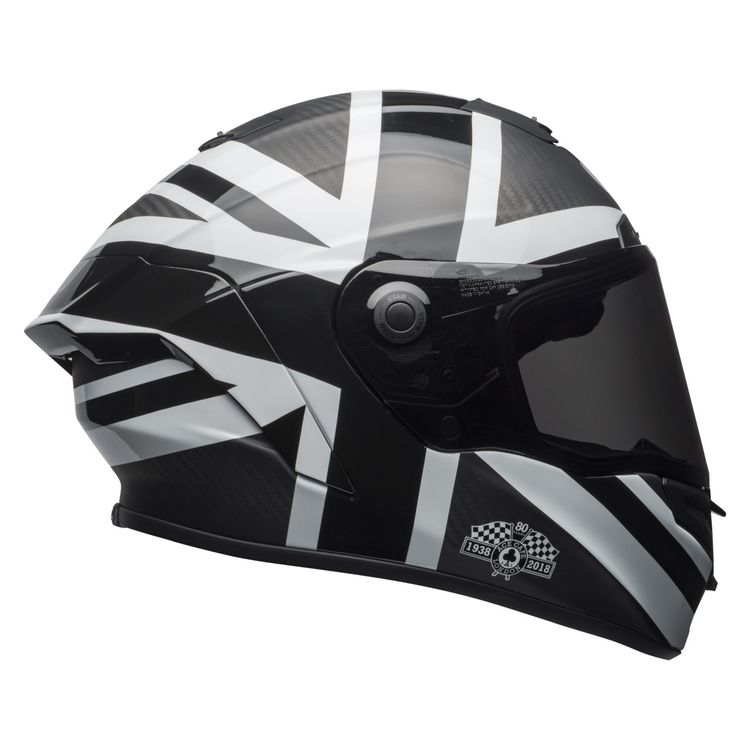 Bell race star ace cafe helmet