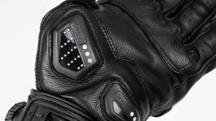 Knox Orsa Leather MKII Glove palm armor