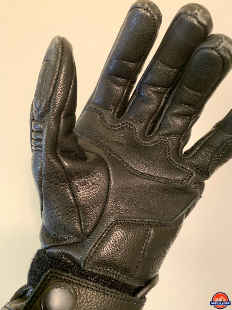 REV'IT Bastille Gloves palm protection