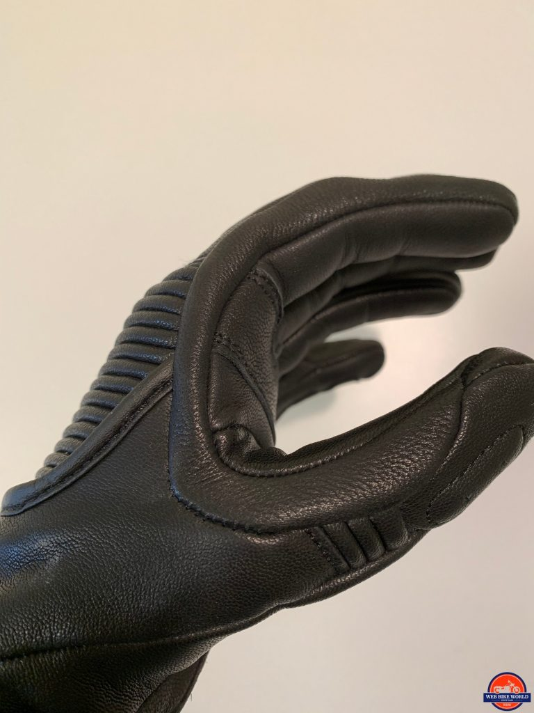 REV'IT Bastille Gloves finger construction