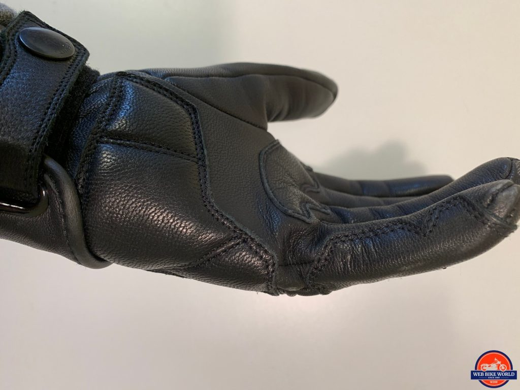 REV'IT Bastille Gloves leather padding