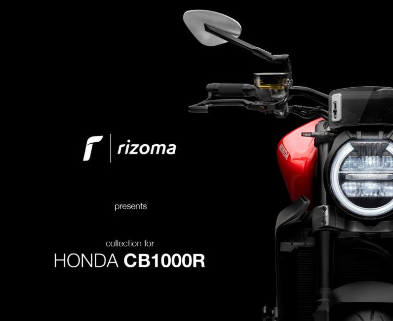 Honda CB1000R Rizoma