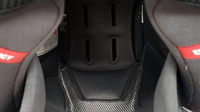 Scorpion EXO-R710 Interior