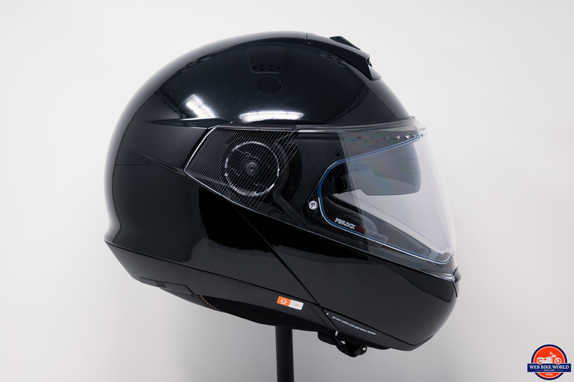 SCHUBERTH C4 Pro - Side Profile