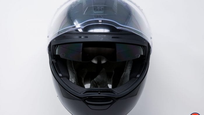 SCHUBERTH C4 Pro integrated sun visor