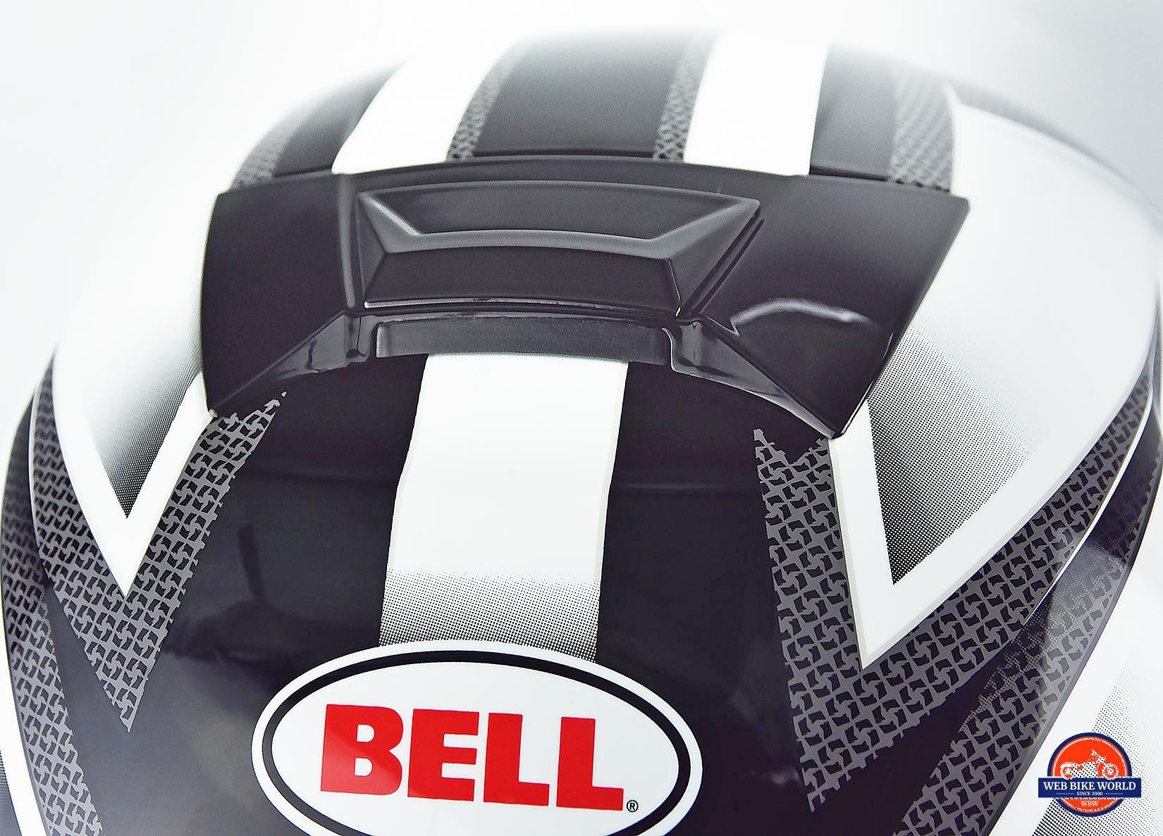 Bell SRT Helmet air vent.