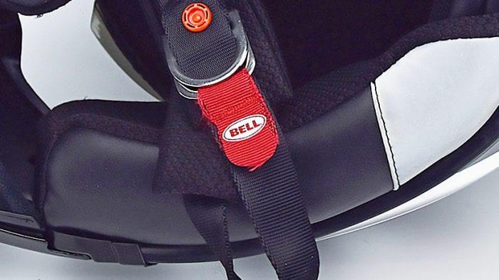 Bell SRT Helmet chinstrap.