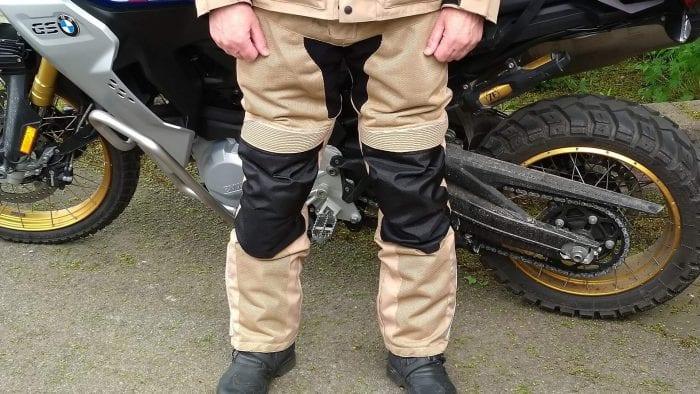 Motonation Cappra Vented Textile Pants
