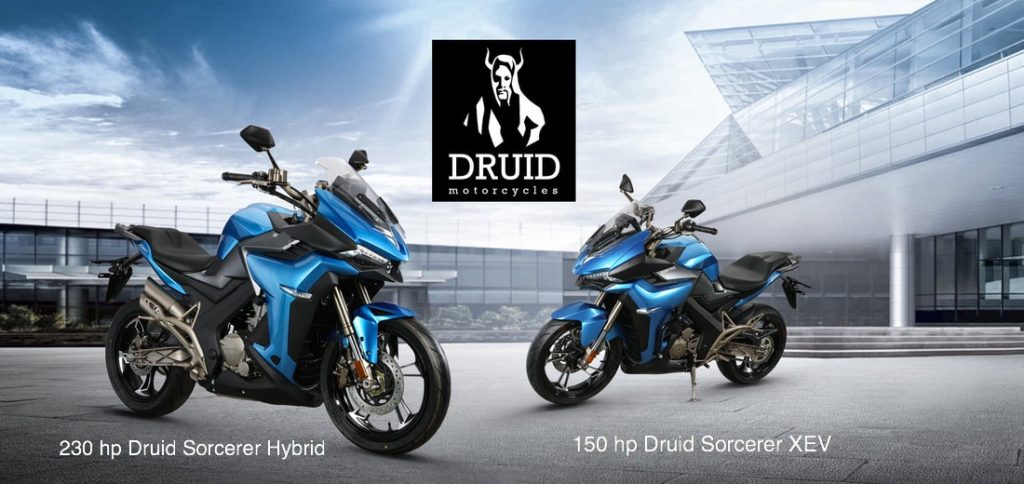 Druid Motorcycles