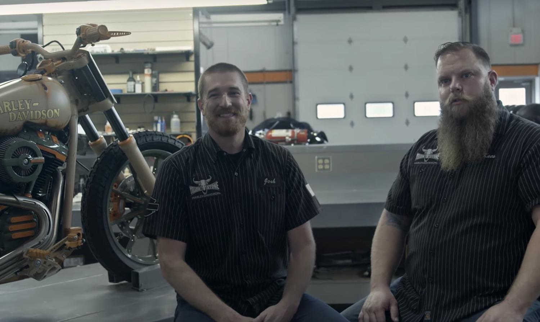 Harley-Davidson and Vice