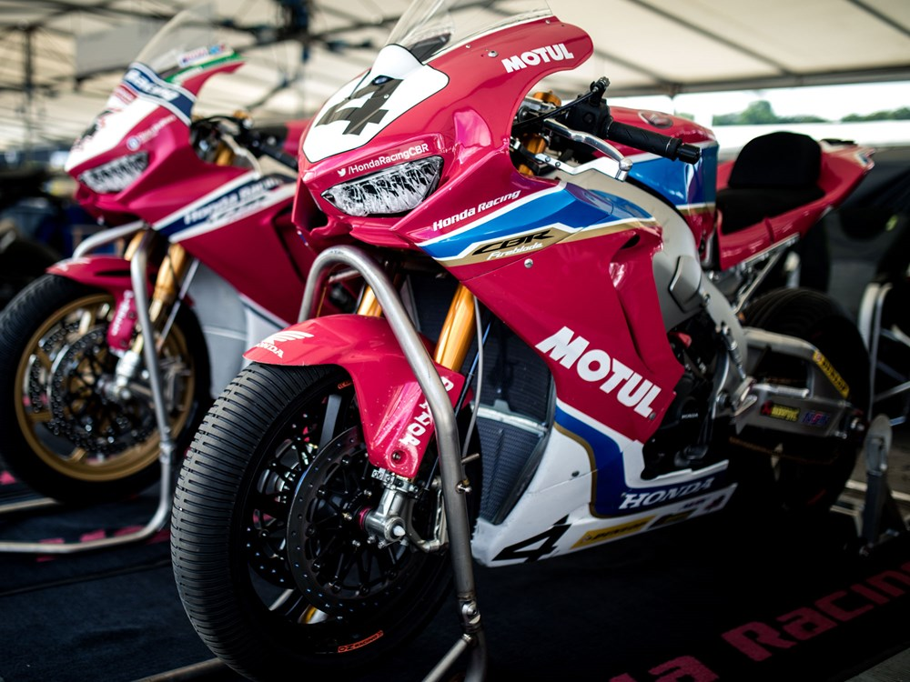 Honda Goodwood Festival of speed