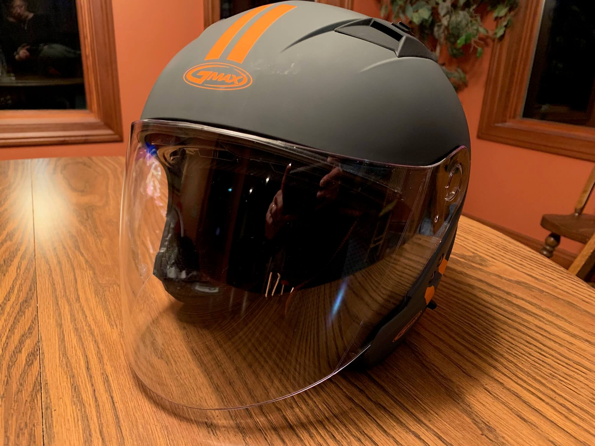 GMAX OF77 Helmet
