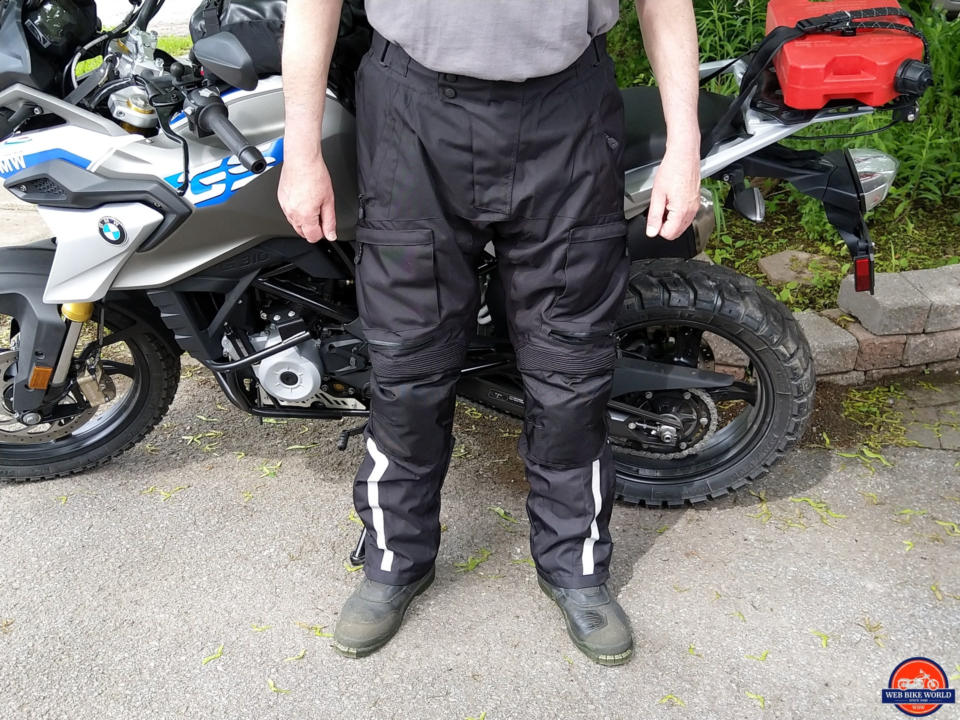 Phantom Textile Adventure Pants