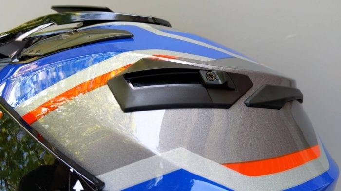 NEXX X.Wed2 X-Patrol Helmet visor slider