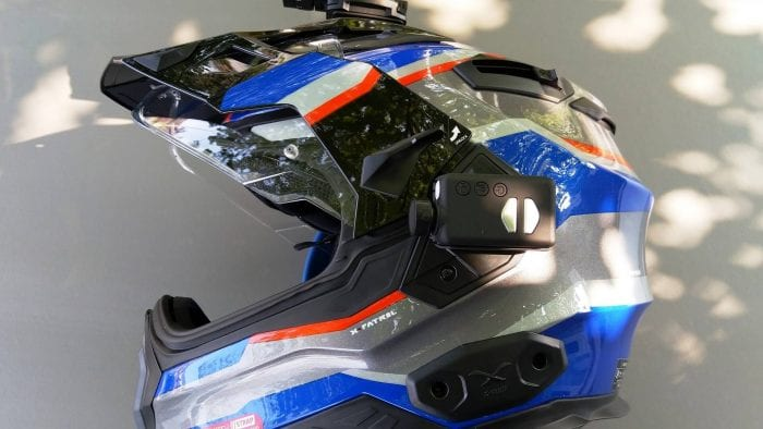 NEXX X.Wed2 X-Patrol Helmet with multiple configurations