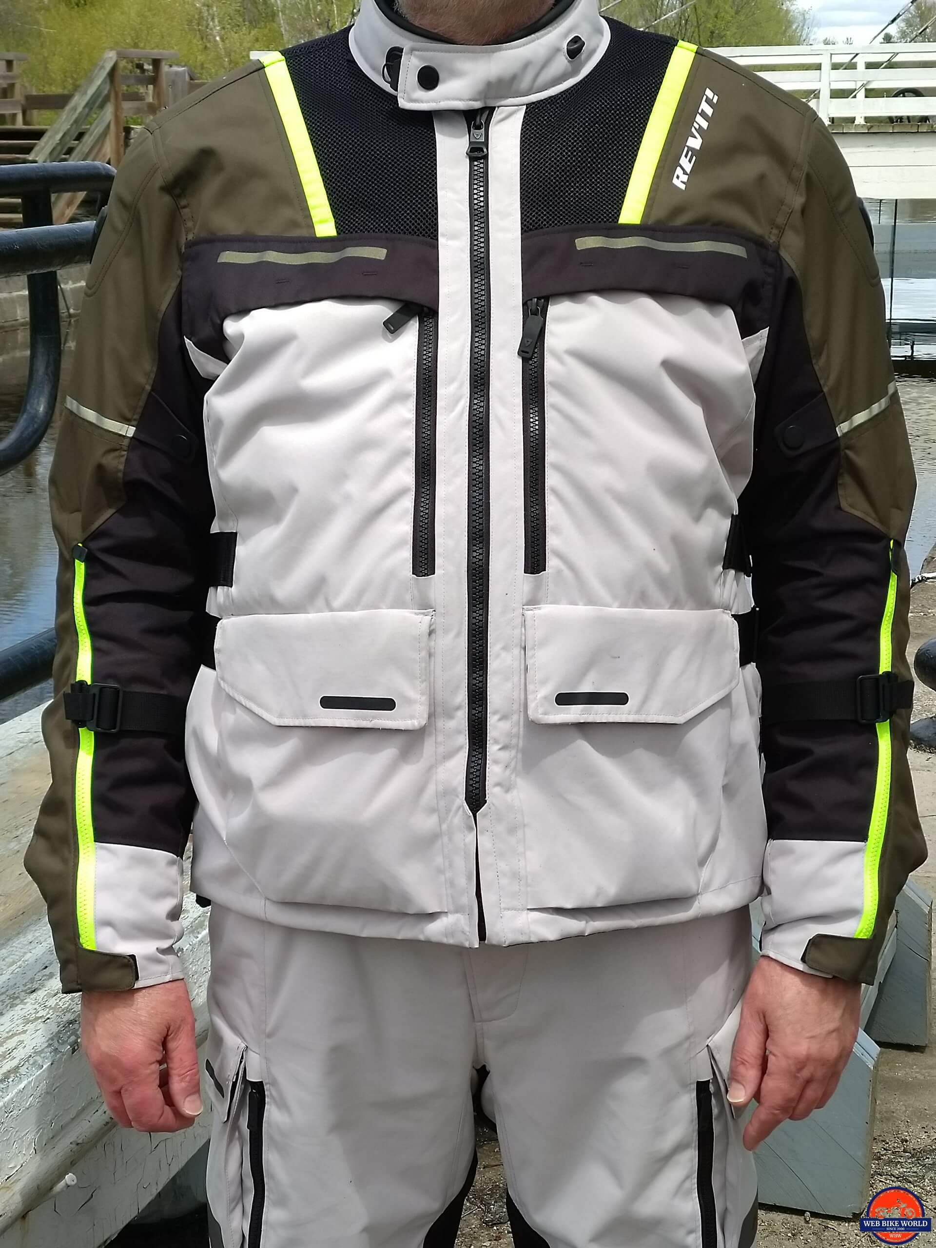 REV'IT! Offtrack Adventure Jacket