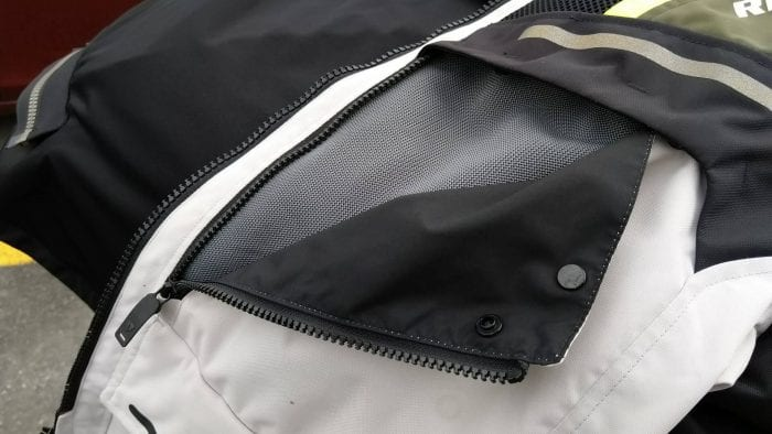 REV'IT! Offtrack Adventure Jacket VCS panels