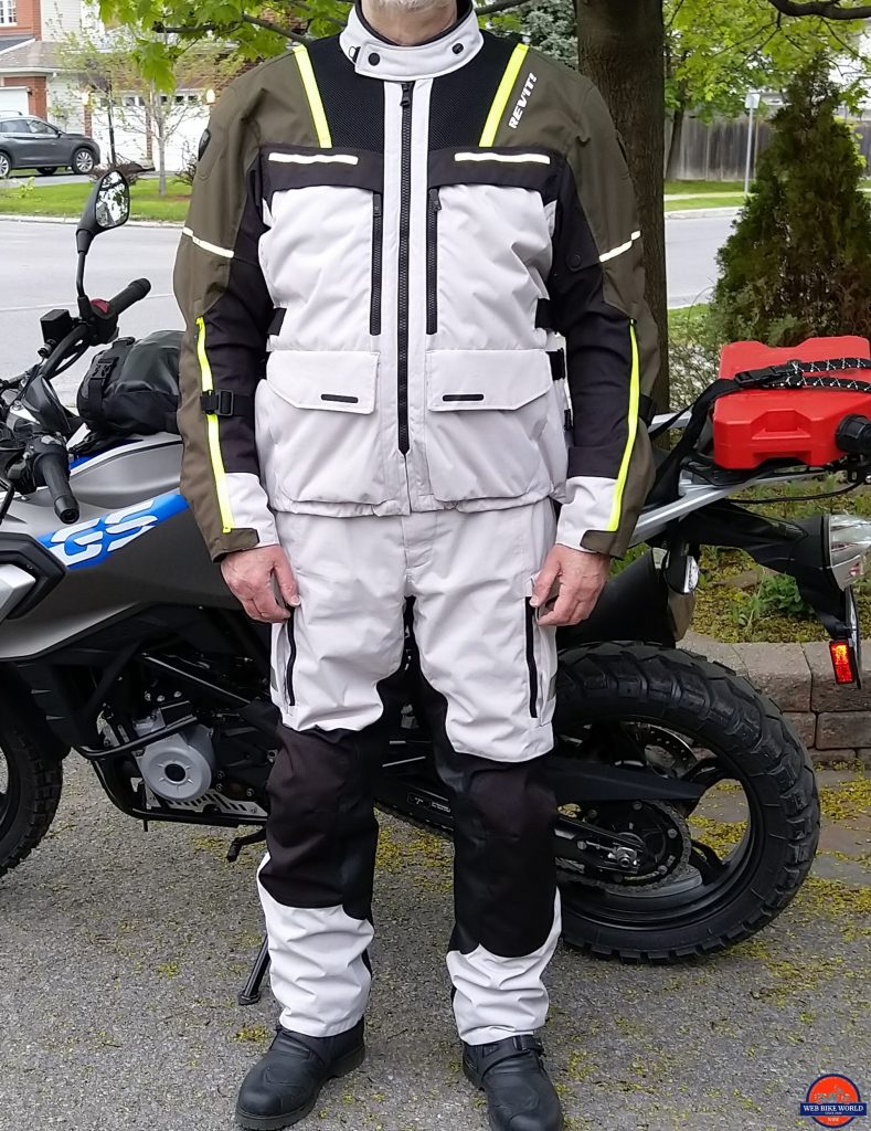 REV'IT Offtrack Jacket and Pants