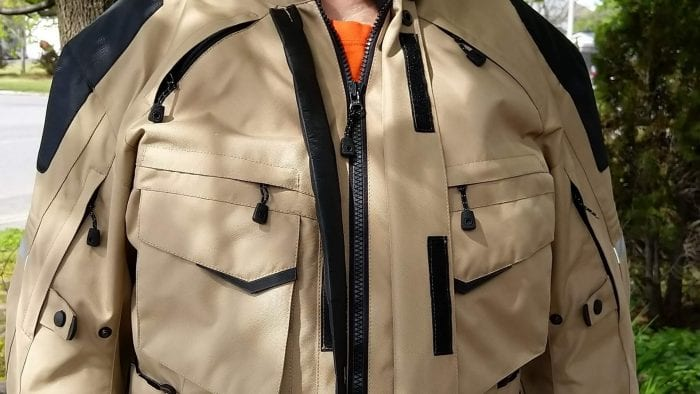 Motonation Pursang Textile Adventure Jacket