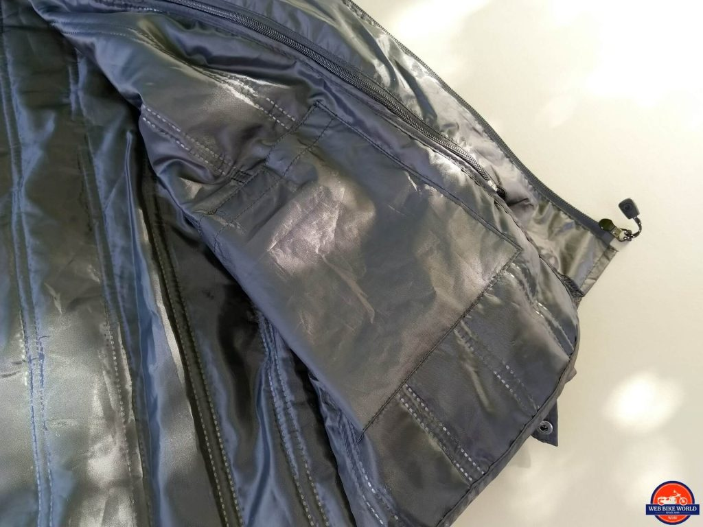 Motonation Pursang Textile Adventure Jacket thermal liner weatherproof pocket