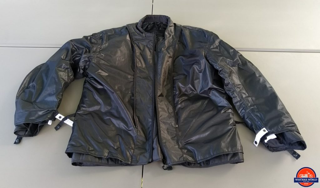 Motonation Pursang Textile Adventure Jacket wind/rain liner