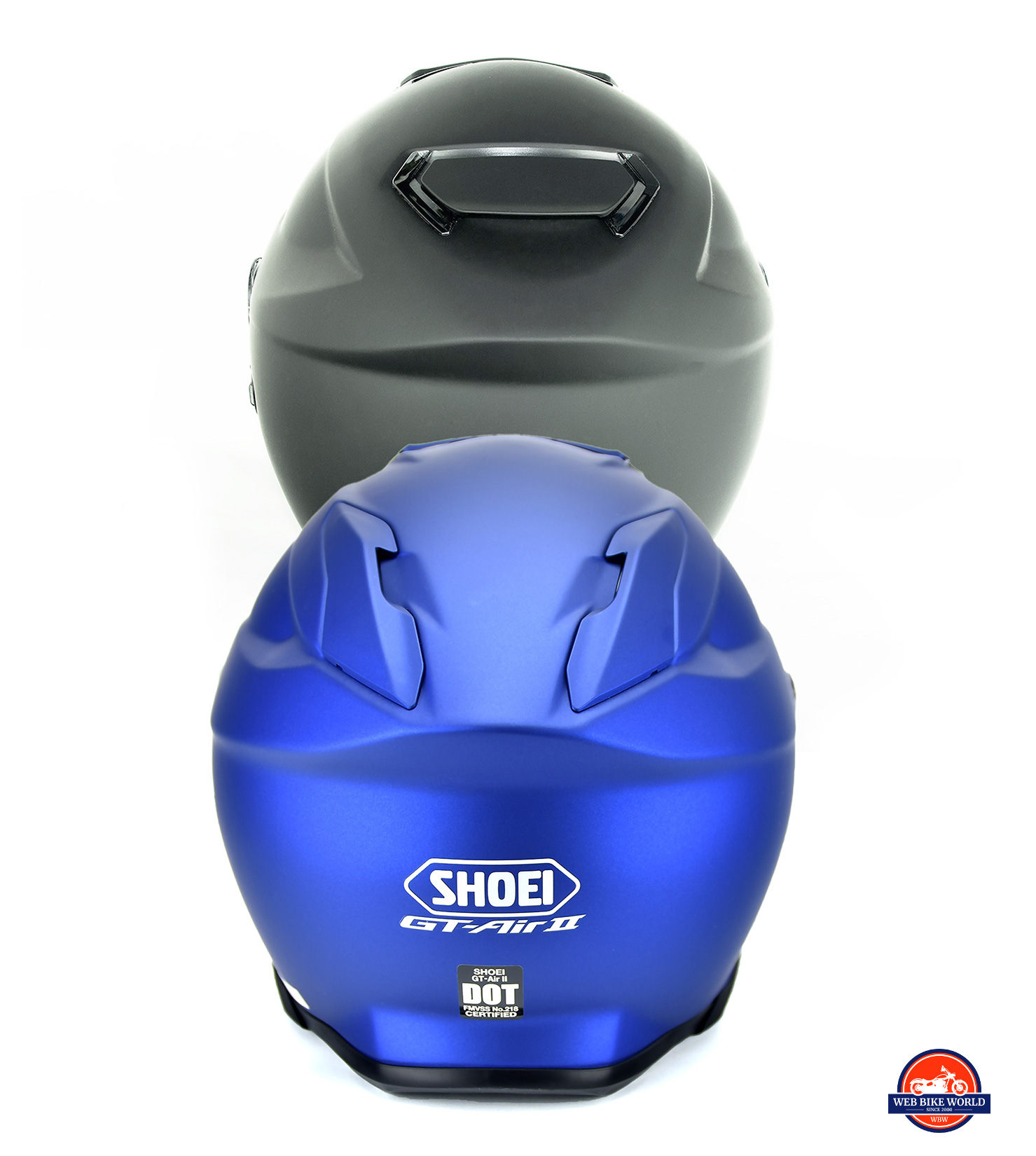 GTAir vs GTA II shell width.