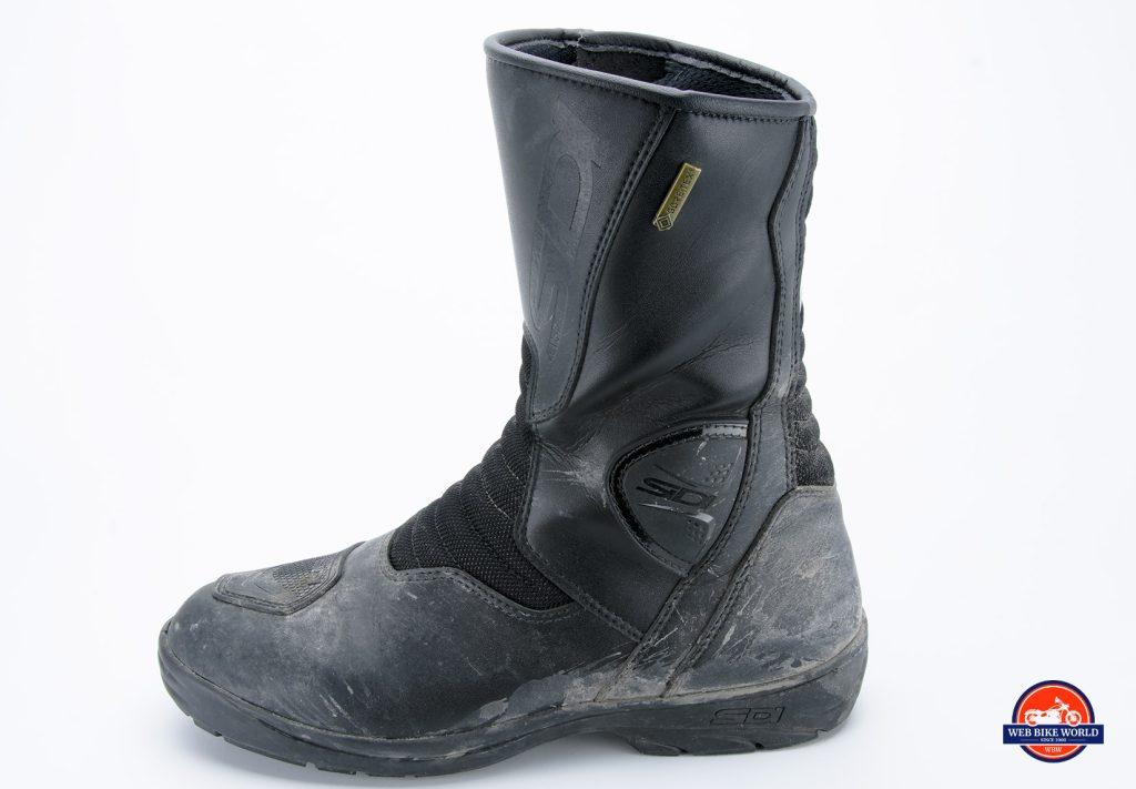 Sidi Gavia GoreTex boot.
