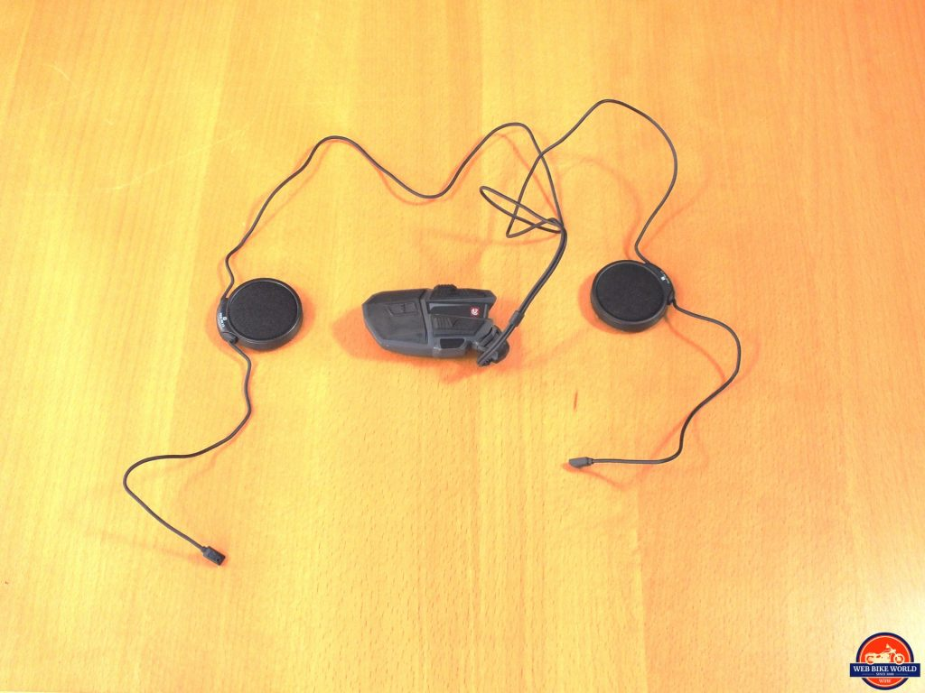 UClear Motion 6 Pulse Pro 2.0 headset