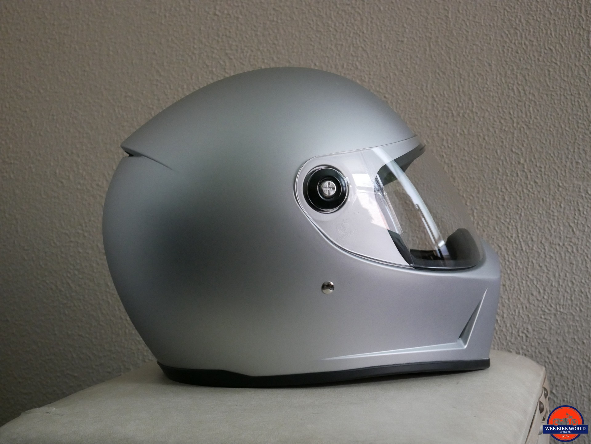Biltwell Lane Splitter Helmet Profile View