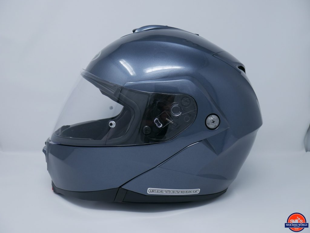 HJC IS-MAX II side view
