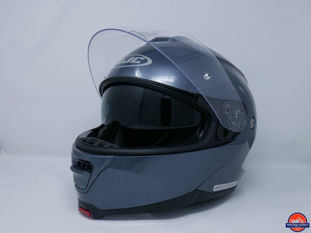 HJC IS-MAX II visor open