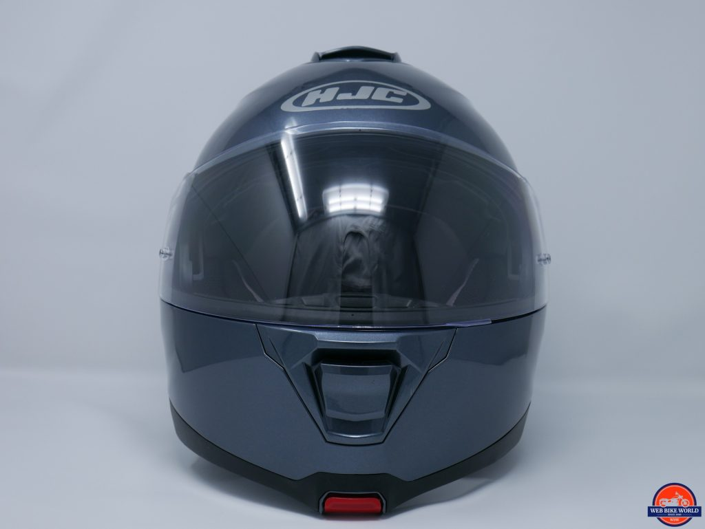 HJC IS-MAX II front view