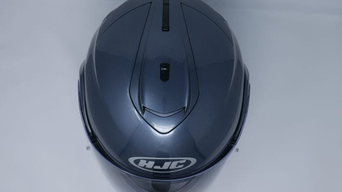 HJC IS-MAX II top view