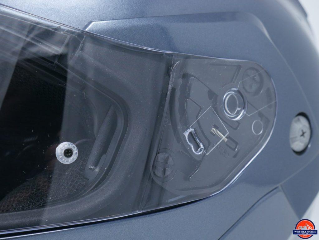 HJC IS-MAX II visor attachment