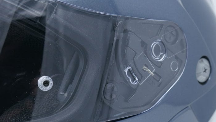 HJC IS-MAX II visor attachment