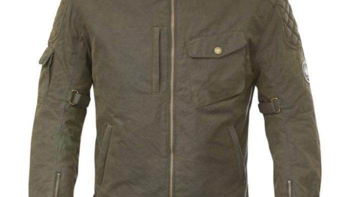 Merlin Hamstall Jacket