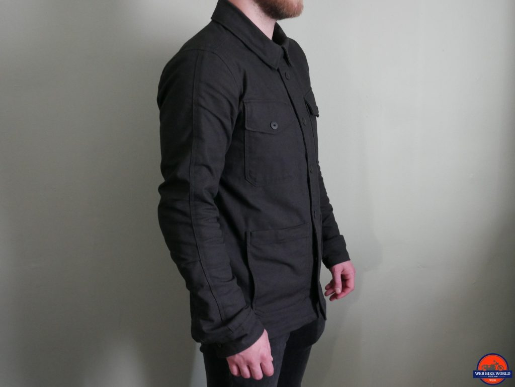 REV'IT! Worker Overshirt right side view
