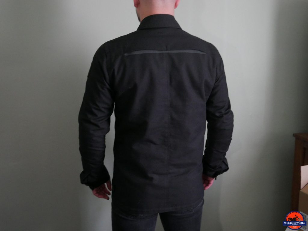 REV'IT! Worker Overshirt rear view
