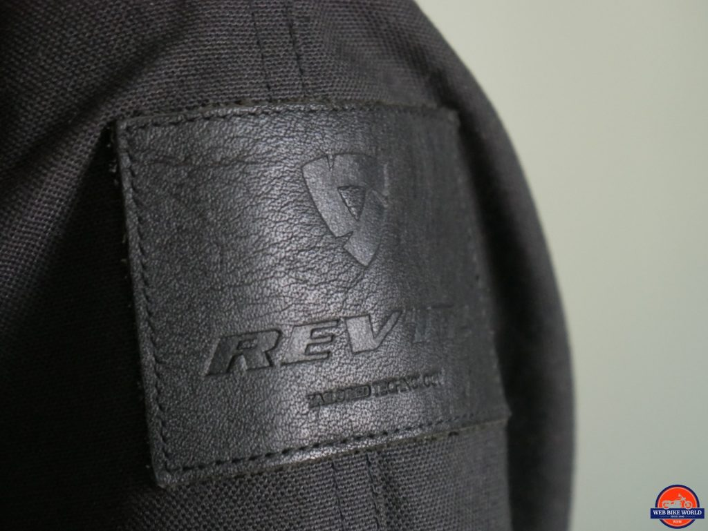 REV'IT! Worker Overshirt shoulder patch