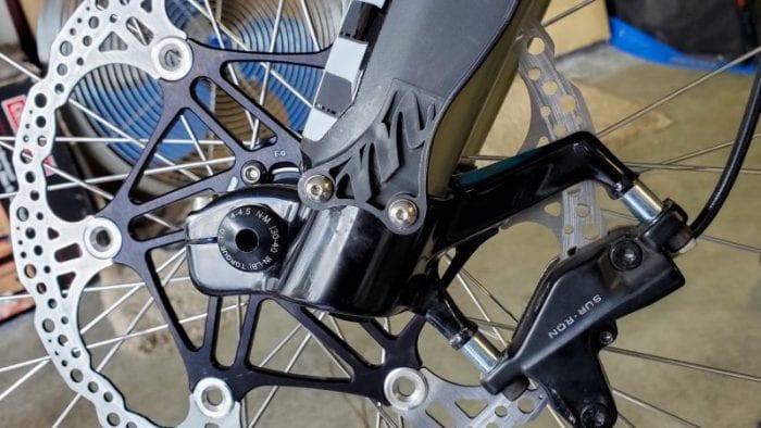 Sur Ron Brake Rotor